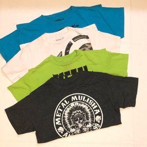 Metal Mulisha Tee Shirts